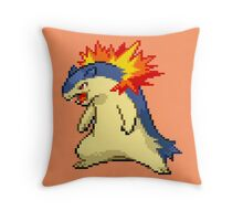 Typhlosion Throw Pillow