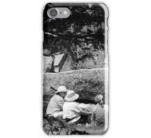 Riverside Picnic  iPhone Case/Skin