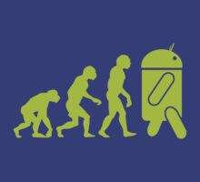 Android Evolution by Paducah