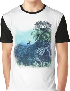 spirits of the forest Graphic T-Shirt