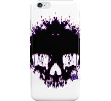 3D Skull Logo iPhone Case/Skin