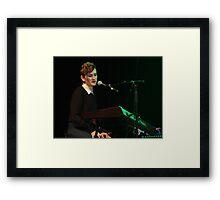 Mia Dyson Framed Print