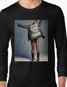 Kate Moss Long Sleeve T-Shirt