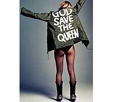 Kate Moss Photographic Print