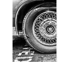 Cadillac  Photographic Print