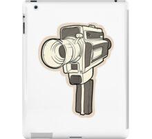 80's camera iPad Case/Skin