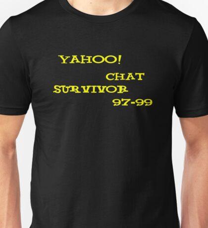 Yahoo Chat Unisex T-Shirt
