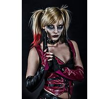 """""""Call me Harley! Everyone does!"""" Photographic Print"""