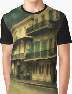 The City Sleeps Graphic T-Shirt