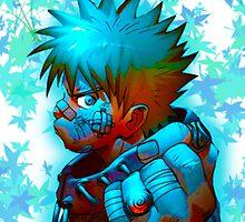 Uzumaki Naruto of the Leaf by x1drewx