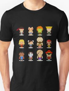 Street fighter - the world warrior Unisex T-Shirt