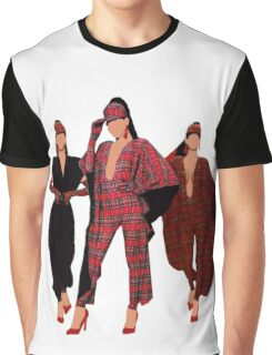 2 looks in one - its a talent Graphic T-Shirt