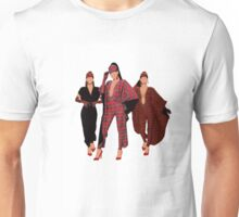 2 looks in one - its a talent Unisex T-Shirt