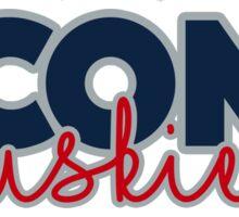UConn Huskies Sticker