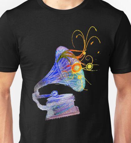 Gramophone Unisex T-Shirt