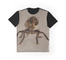 the fly, insect macro Graphic T-Shirt