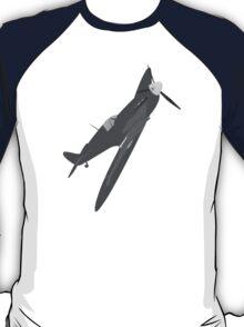 Sliver Spitfire T-Shirt