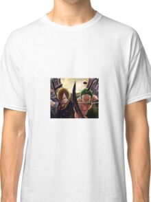 Zoro and Sanji Classic T-Shirt