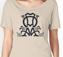 Alpha and Omega Women's Relaxed Fit T-Shirt