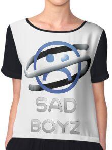 Sega Saturn Sad Boyz Classic. Chiffon Top