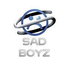 Sega Saturn Sad Boyz Classic. Photographic Print