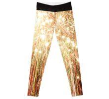 Bright fireworks Leggings