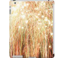 Bright fireworks iPad Case/Skin