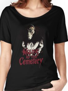 The House by the Cemetery Women's Relaxed Fit T-Shirt