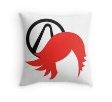 Lilith - Borderands Throw Pillow