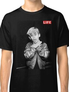 Macaulay Culkin Life Tshirt Classic T-Shirt