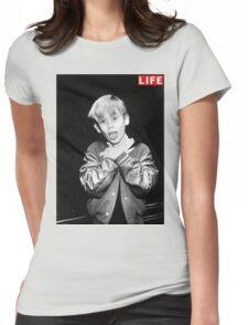 Macaulay Culkin Life Tshirt Womens Fitted T-Shirt