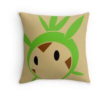 Chespin 2 Throw Pillow