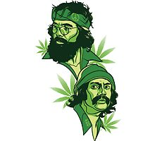 Cheech and Chong 420 by Cloxboy