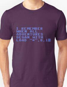 C64 Retro Unisex T-Shirt