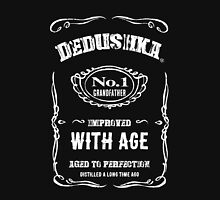 Vintage Dedushka Russian Grandfather Unisex T-Shirt