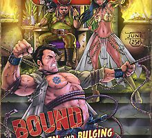SheVibe Presents Bound a Tantus & Vibeology Collaboration by shevibe