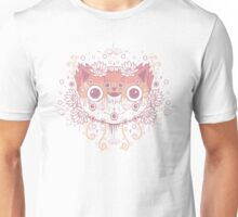 Cat flower Unisex T-Shirt