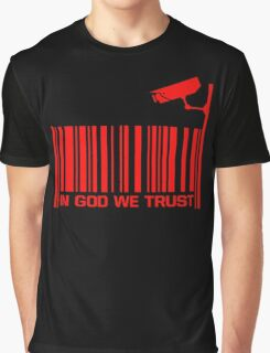 In God We Trust #4 Graphic T-Shirt