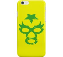 Lucha Libre Mask 05 iPhone Case/Skin