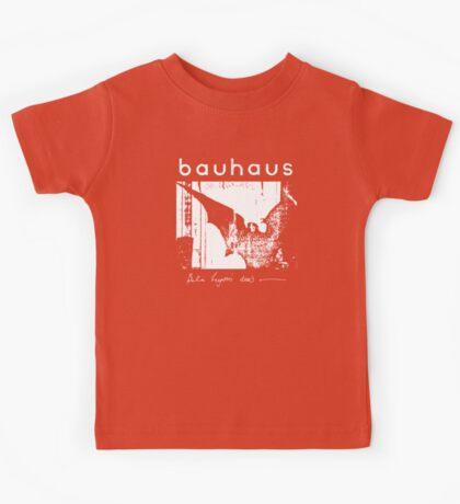 Bauhaus - Bat Wings - Bela Lugosi's Dead Kids Tee