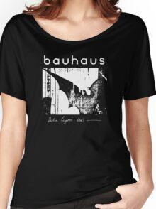 Bauhaus - Bat Wings - Bela Lugosi's Dead Women's Relaxed Fit T-Shirt