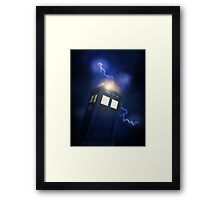 Doctor Who - 11th Doctor Titles Inspired Framed Print