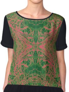 Branch out to it Chiffon Top