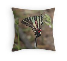 Just hatched. Throw Pillow