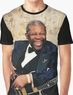King of The Blues Graphic T-Shirt