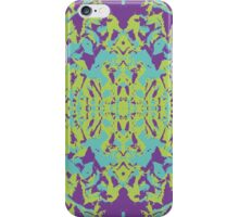Psychedelic Lily Pad's iPhone Case/Skin