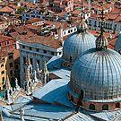 San Marco Basilica, Venice. by FER737NG