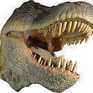 T-rex by Herbert Shin