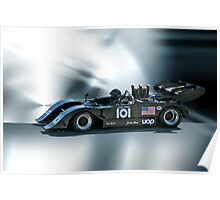 1974 Shadow DN4 Can Am II Poster