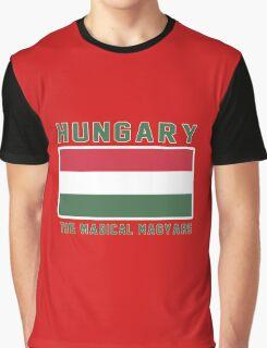 Hungary EURO 2016 France Graphic T-Shirt